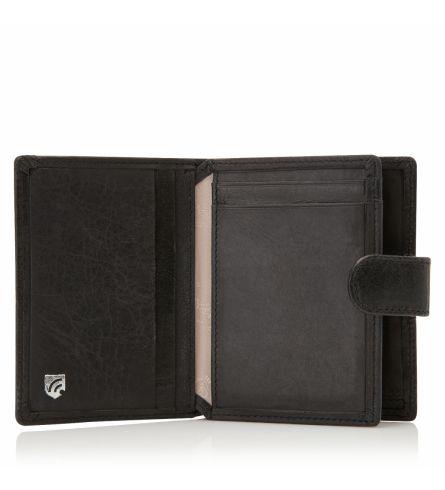 Castelijn & Beerens Cocco RFID Mini Wallet Schwarz
