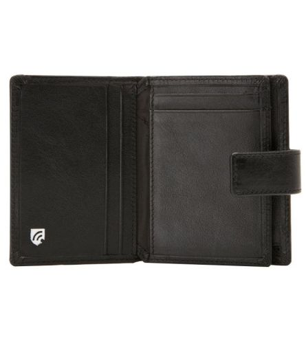 Castelijn & Beerens Nova Mini Brieftasche Schwarz