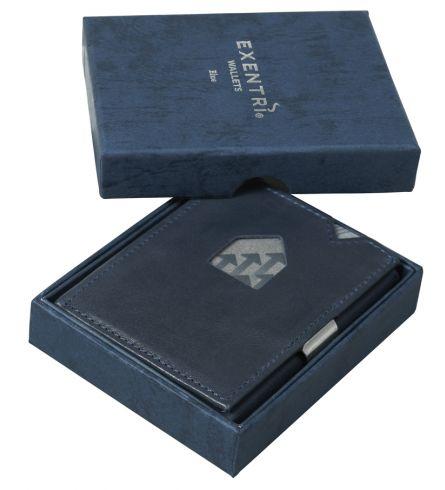Exentri RFID Wallet Blau