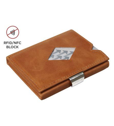 Exentri Wallet RFID Cognac