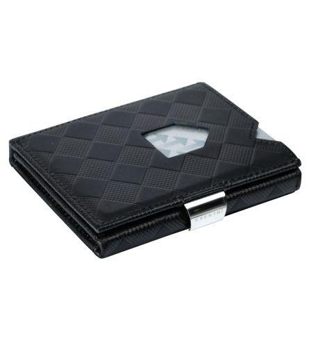 Exentri Wallet Chess Black