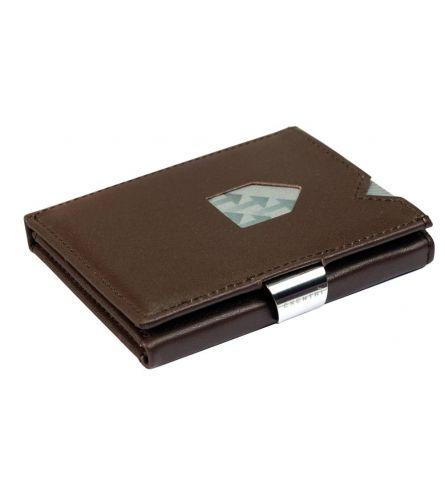 Exentri RFID Wallet Brown RFID Wallet