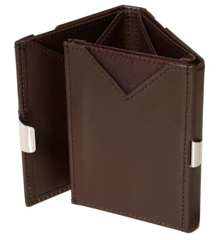 Exentri RFID Wallet Brown Mens Wallet