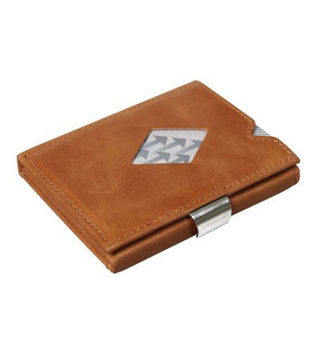 Exentri Wallet RFID Cognac RFID Wallet
