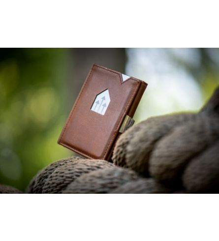Exentri Wallet RFID Hazelnut Billfold