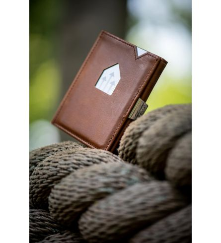 Exentri Wallet RFID Hazelnut Innovation Wallet