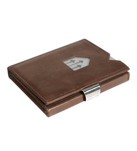Exentri Wallet RFID Hazelnut Trifold Wallet