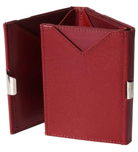 Exentri Wallet RFID Red Billfold Wallet