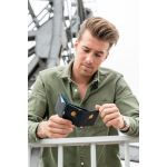Exentri RFID Wallet Blue Smart Wallet